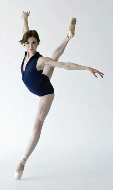 Bridgett Zehr: A Ballerina Set To Soar